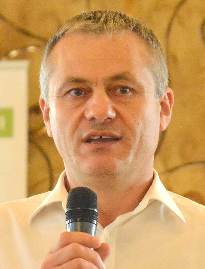Mircea Mălan, vicepreședinte Consiliul Județean Bihor