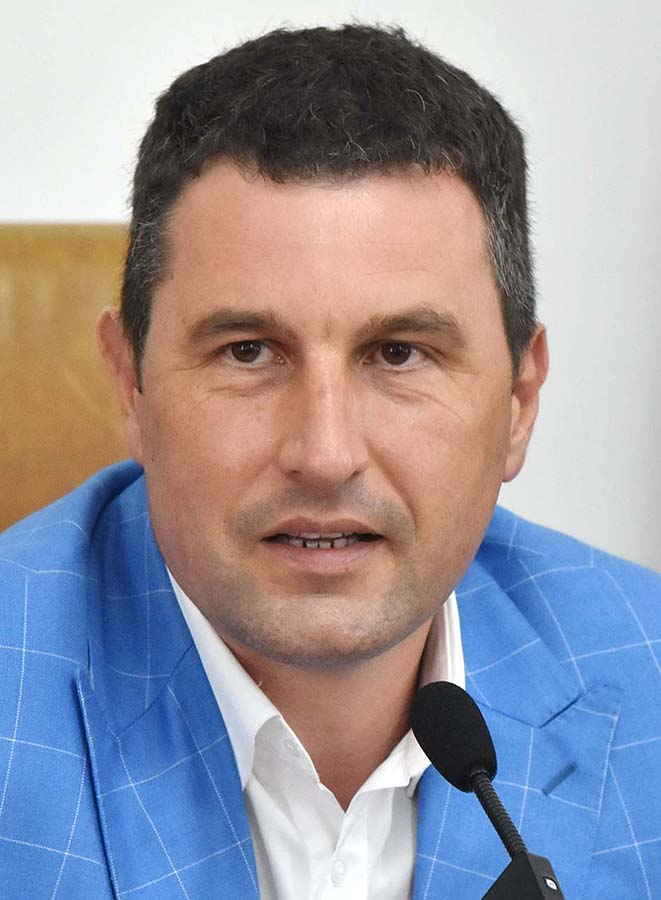 Tanczos Barna, ministrul Mediului