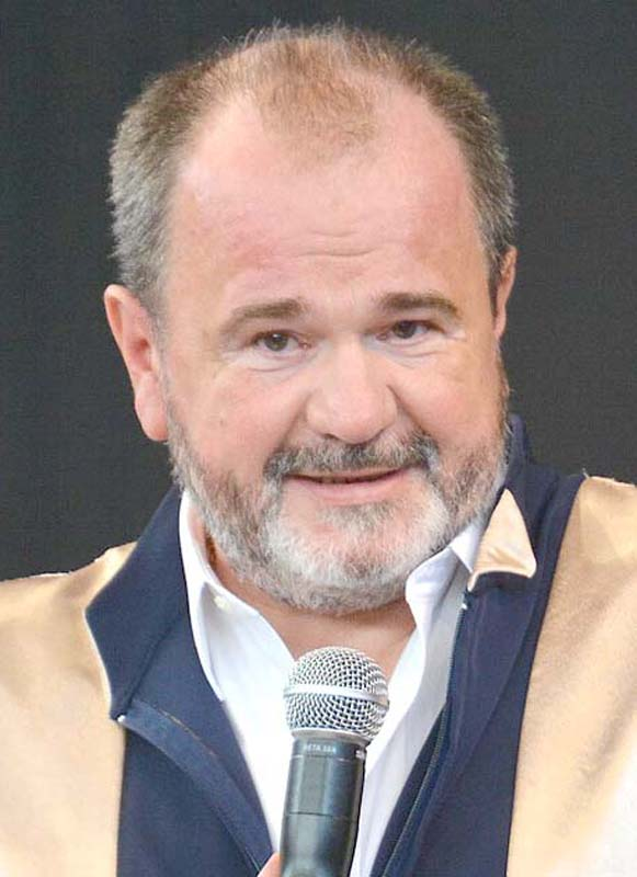 Adrian Maghiar, decan FMF Oradea