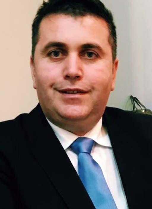 Cornel Pîlea, primar Pietroasa