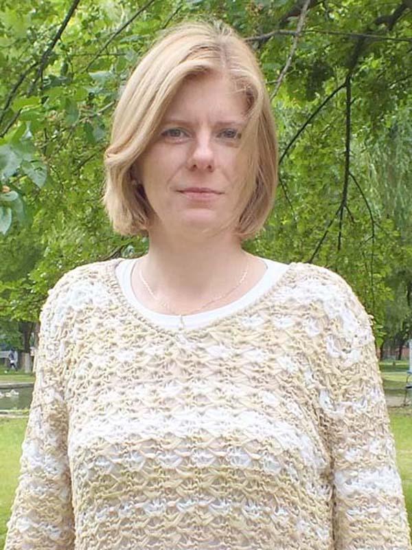 biologul Diana Cupşa