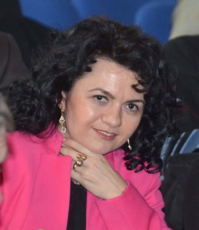 Camelia Dindelegan, psiholog, conferețiar Universitatea din Oradea