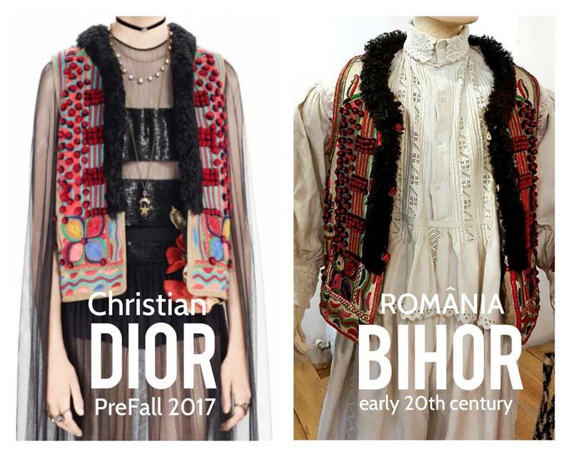 cojocul de Beiuș - Dior - Bihor