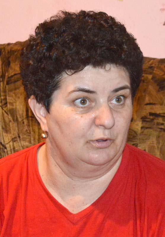 Florica Dulău, mama victimei