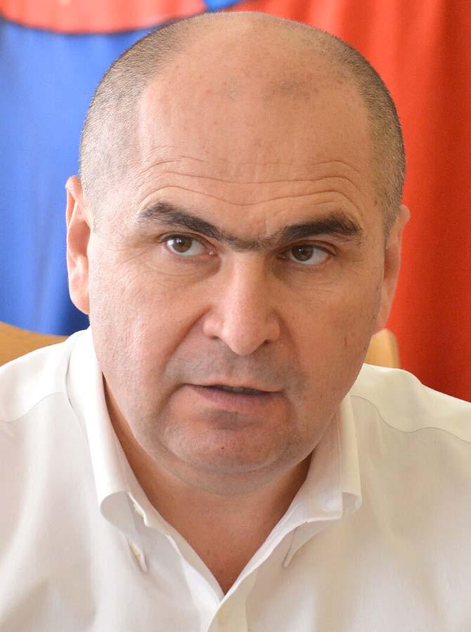 Ilie Boloja, președintele Consiliului Județean Bihor