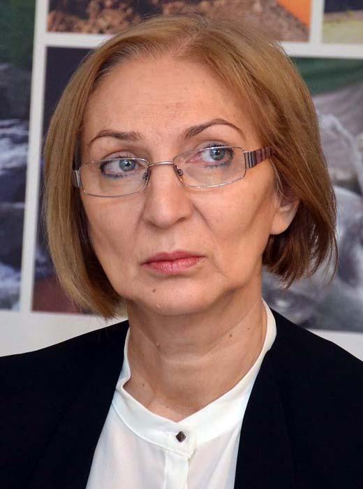 Julianna Pănoiu, directorul economic al Companiei de Apă Oradea
