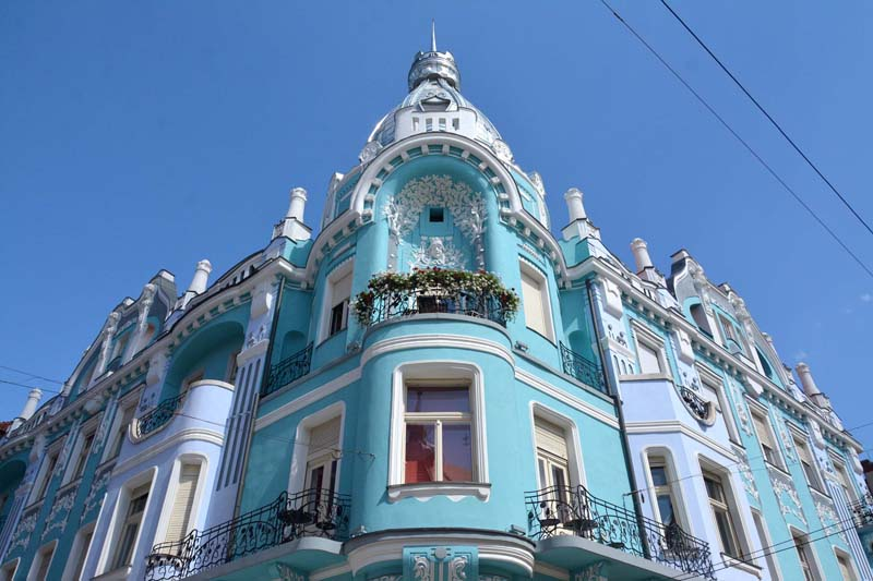 palatul Moskovits Miksa