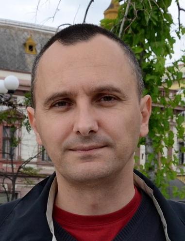 Orlando Balaş, ecologist