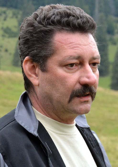 Sever Șerbănescu, comisar la Garda de Mediu