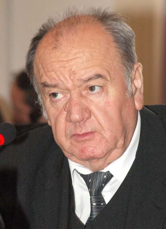 Teodor Maghiar, fostul rector al Universității din Oradea