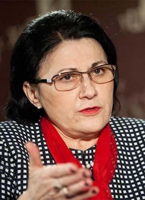 Ecaterina Andronescu, fost ministru al Educației