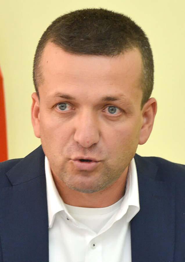 Florin Birta, primarul orasului Oradea