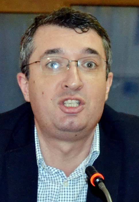 Eduard Florea, city manager Oradea
