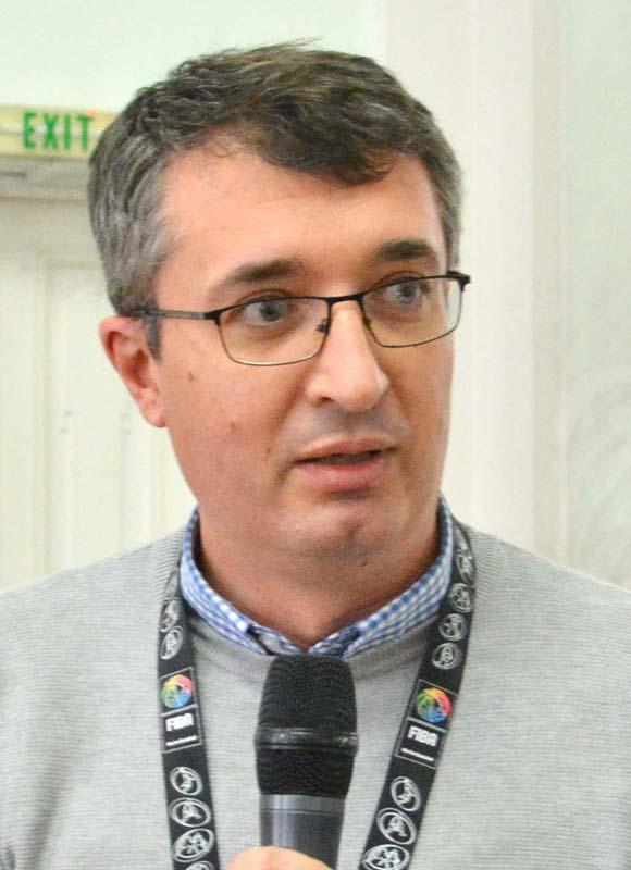 Eduard Florea, director economic Primăria Oradea