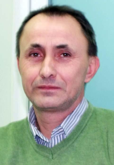 Florian Rob, director de îngrijiri la Spitalul Judeţean Oradea