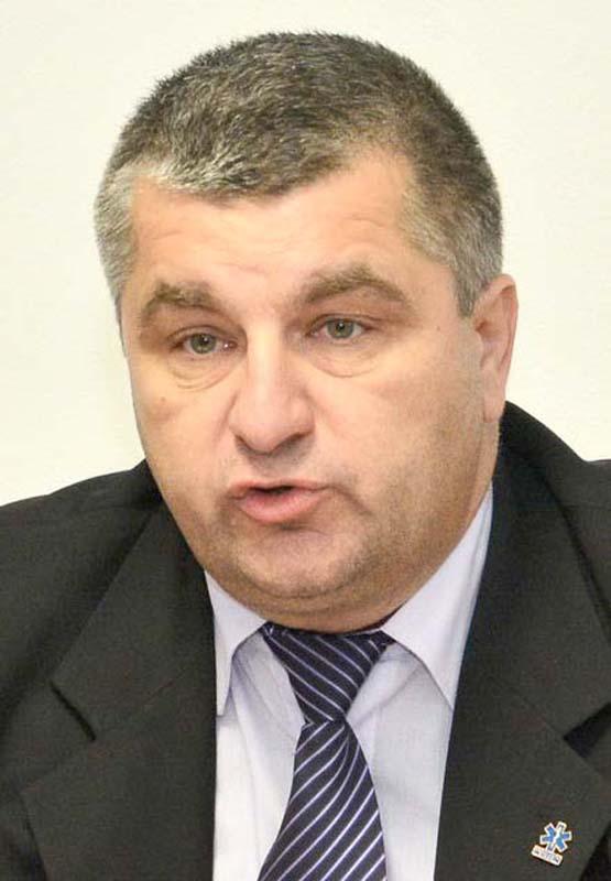 Gheorghe Pintea, fost manager al Serviciului de Ambulanță Bihor