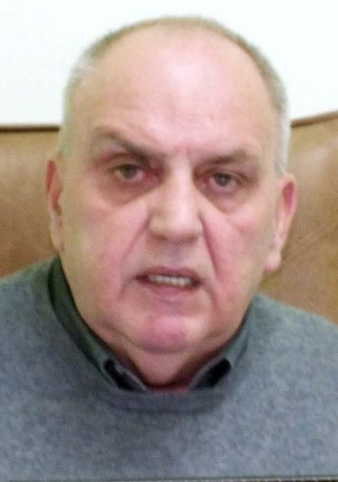 Gheorghe Carp, managerul Spitalului Judeţean Oradea
