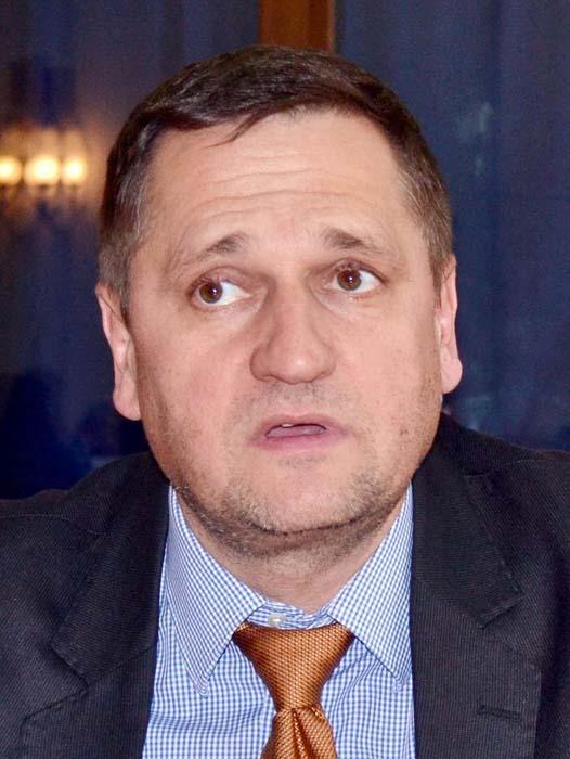 Huszar Istvan, viceprimar UDMR al municipiului Oradea