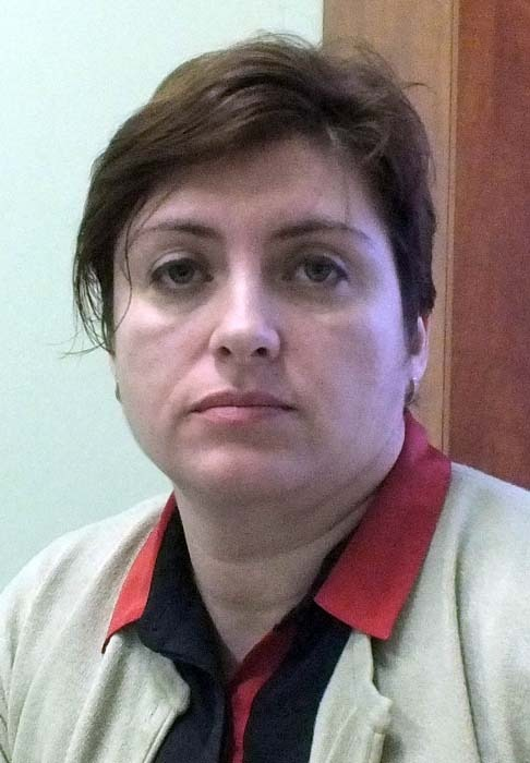 Mihaela Mălan, şef Serviciu Personal Spitalul Judeţean Oradea