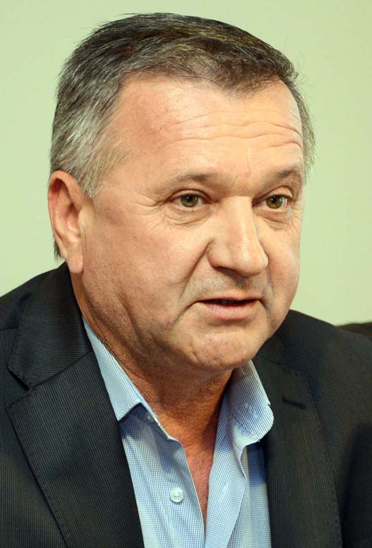 Jean Podilă, proprietarul complexului President