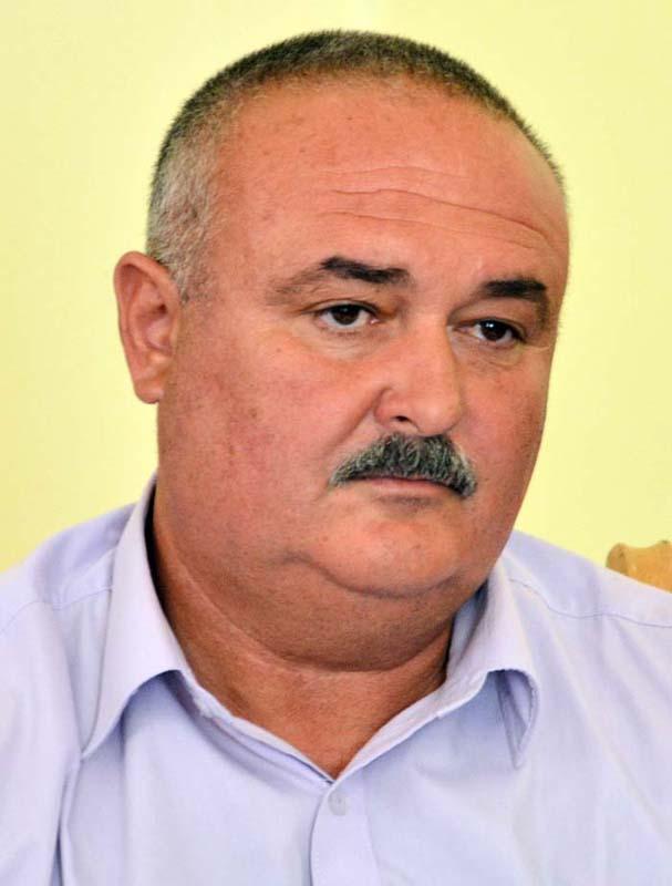 Ioan Pop, primarul comunei Oșorhei