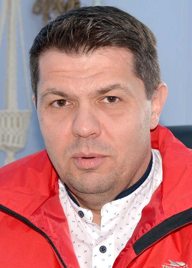 Cristian Popa, directorul tehnic al Companiei de Apă Oradea