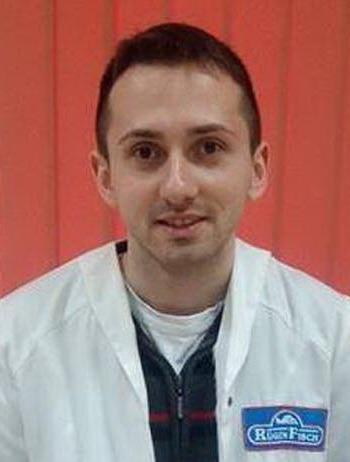 Radu Bogdan, ucis Oradea