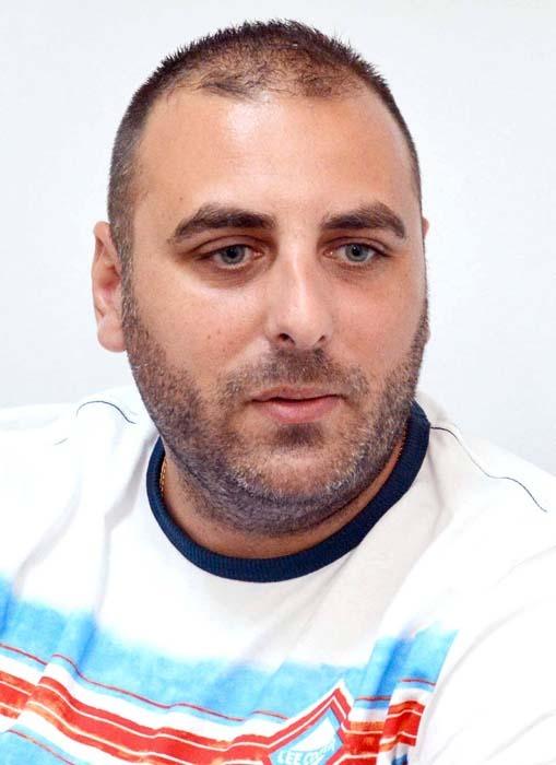 patronul firmei Clima Vlad Serv, Vlad Tanc