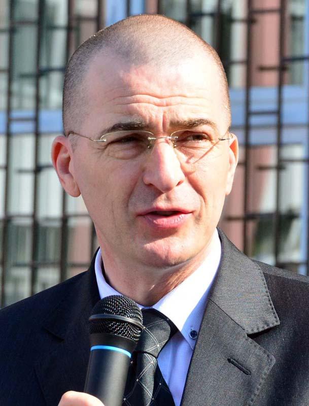 city-managerul Oradiei, Dacian Palladi