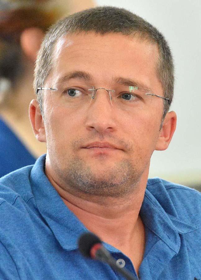 Fostul consilier local şi judeţean Sebastian Lascu