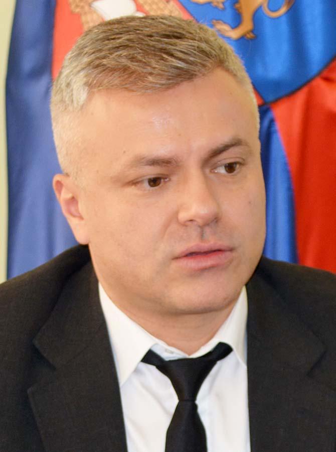 Lucian Popa, șeful Direcției Patrimoniu Primăria Oradea