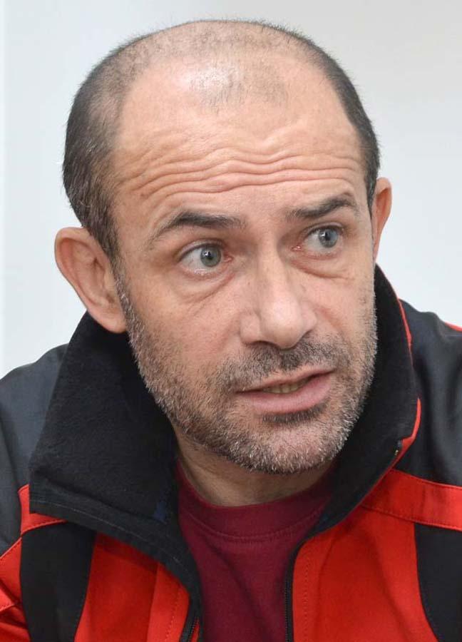 Pinter Istvan, șeful Salvamont Salvaspeo Bihor