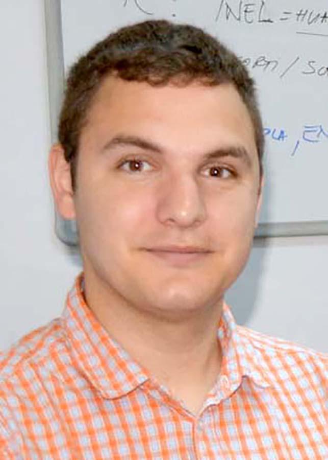Andrei Togor, şeful Asociaţiei Pescarilor Sportivi Aqua Crisius