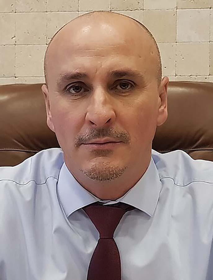 Dumitru Țiplea, prefectul județului Bihor