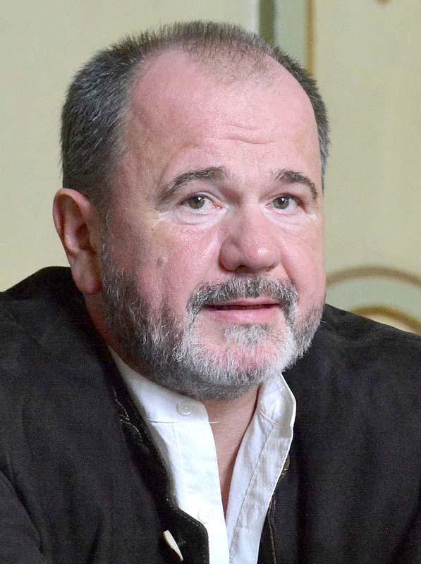 Adrian Maghiar, decanul Facultății de Medicină Oradea