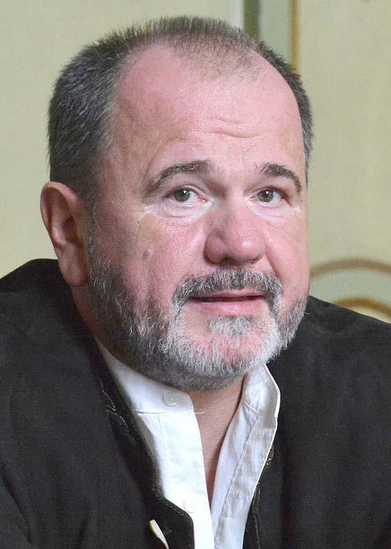 Adrian Maghiar, decanul FMF
