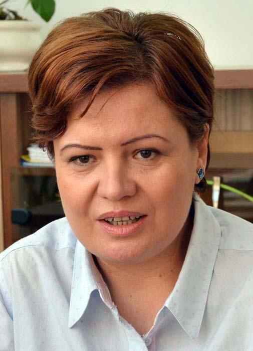 Adriana Calapod, șefa APM Bihor