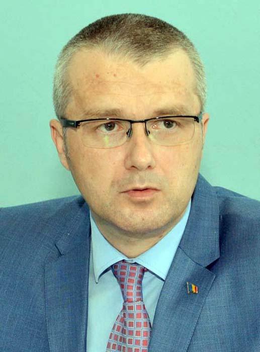 Alin Novac, șeful IȘJ Bihor