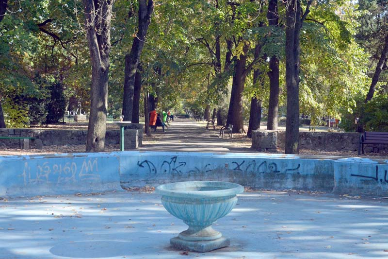 Parcul Petofi din Oradea