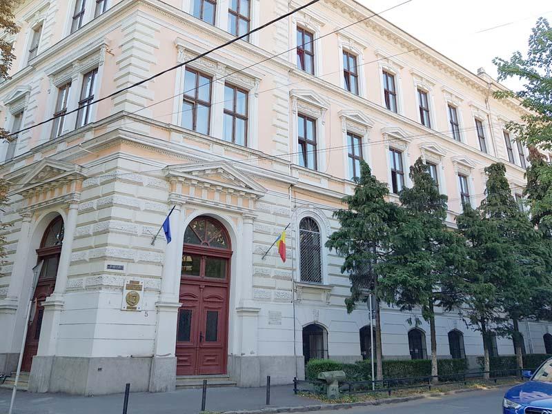 Liceul Gojdu Oradea