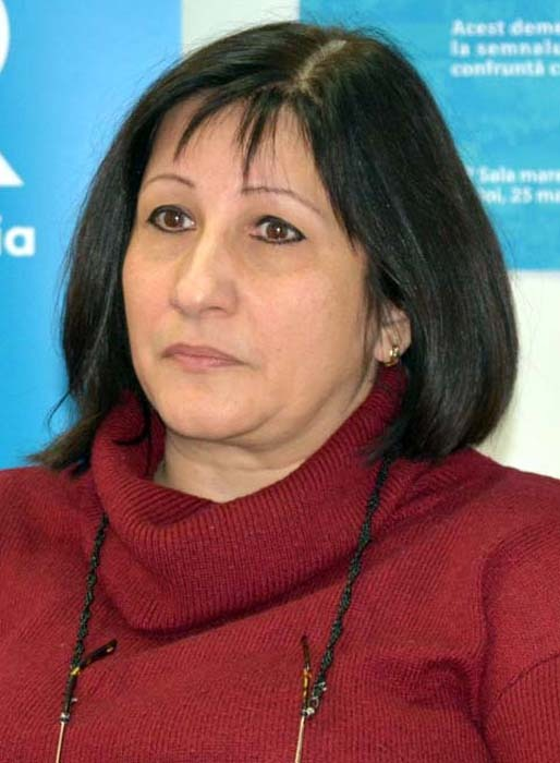 Carmen Lezeu, președinta Asociației Sântandrei Metropolitan Area