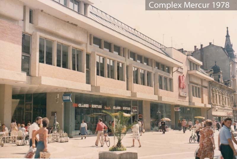 fostul magazin Mercur, Oradea