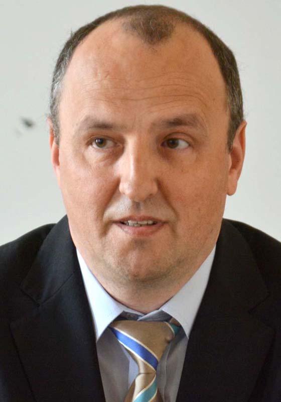 Florin Nicoară, directorul Colegiului Emanuil Gojdu