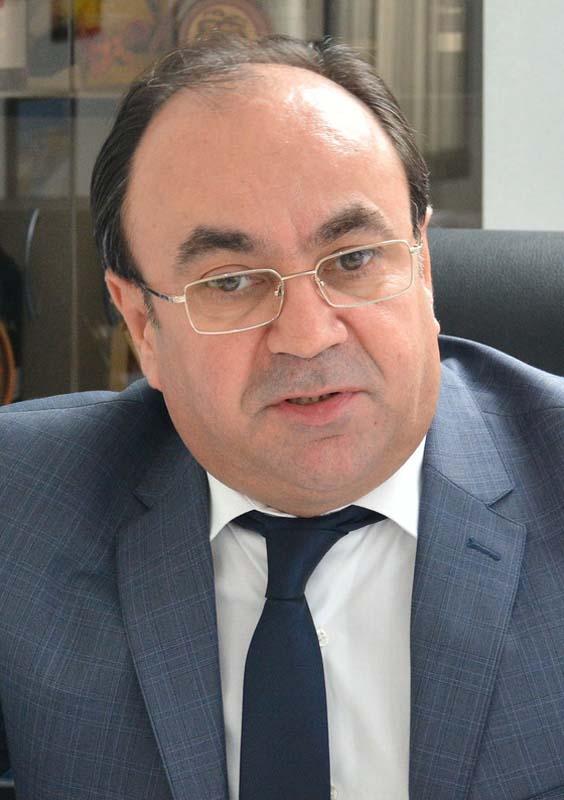 Nicolae Hodișan, șeful Direcției Agricole Bihor