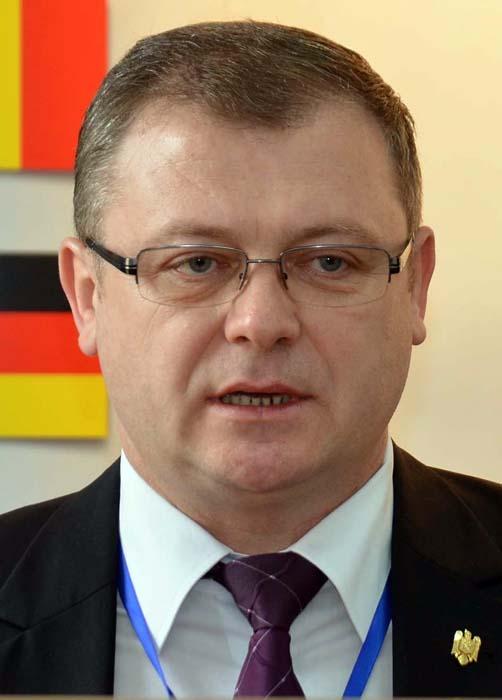 Liviu Popa, fostul șef al Poliției Bihor