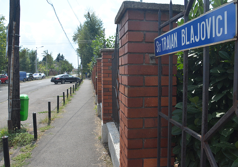 strada Traian Blajovici Oradea