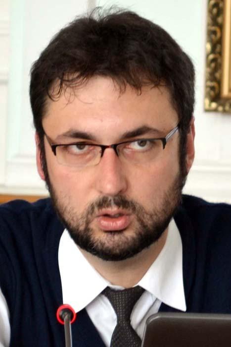 Adrian Șimon, purtător de cuvânt Consiliul Județean Bihor