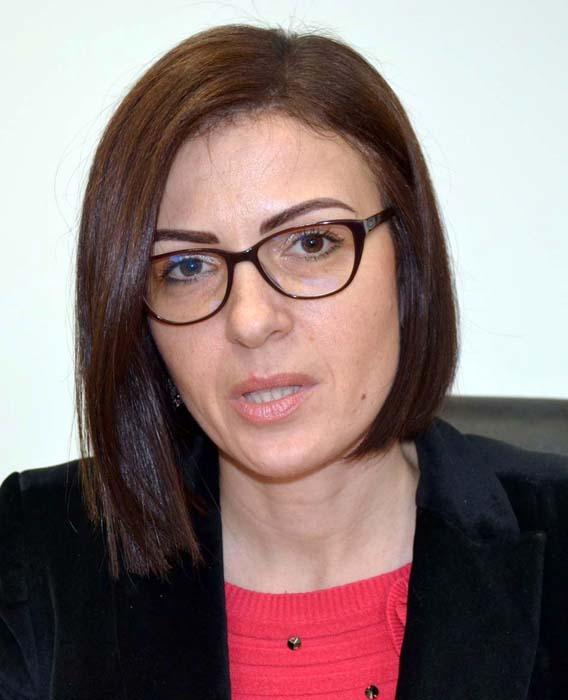 Alina Silaghi, șefa ADLO