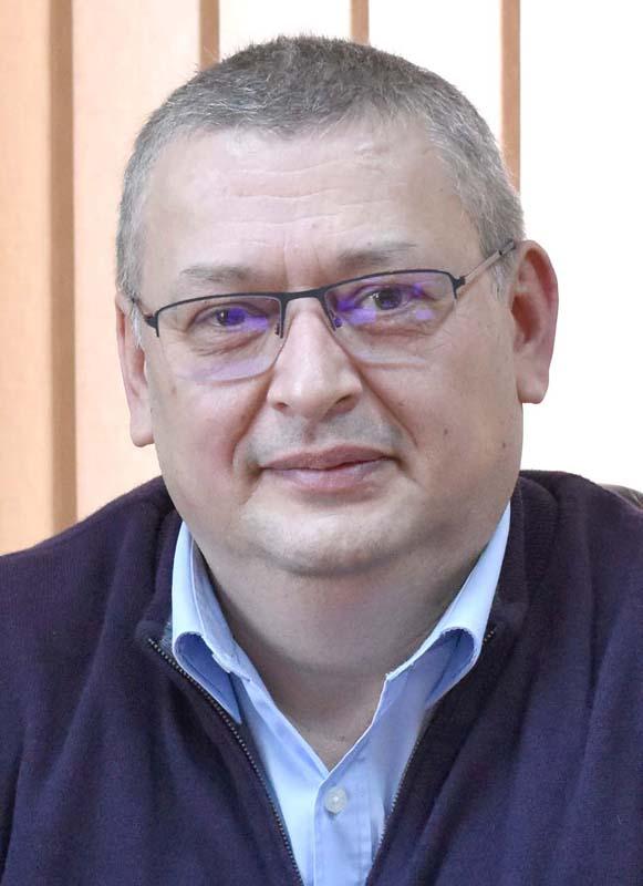 Aurel Căuş, președintele Senatului Universității din Oradea