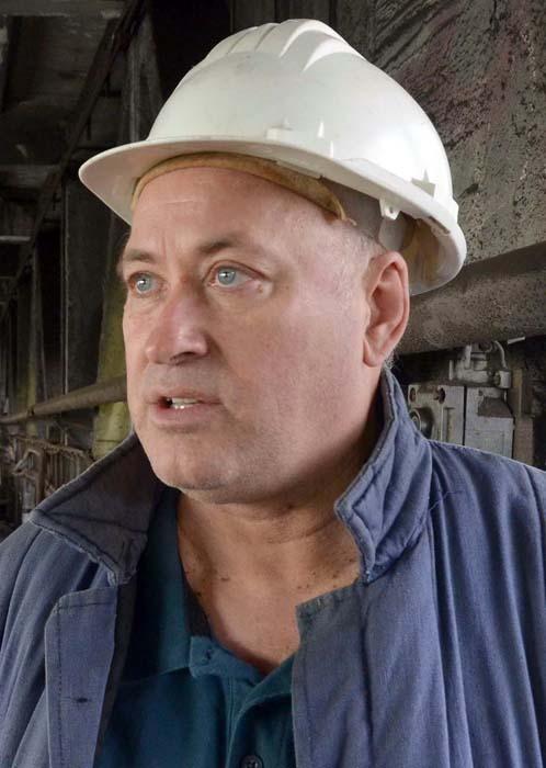 Vilhem Bauman, inginer la CET Oradea